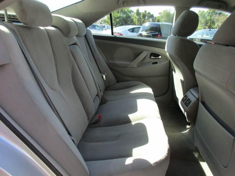 2007 Toyota Camry Hybrid 4dr Sedan - Raleigh NC