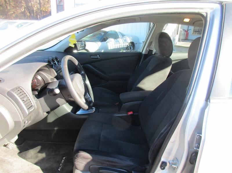 2011 Nissan Altima 2.5 S 4dr Sedan - Raleigh NC