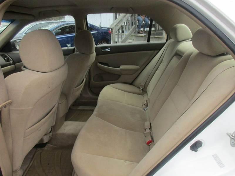 2006 Honda Accord LX V-6 4dr Sedan - Raleigh NC