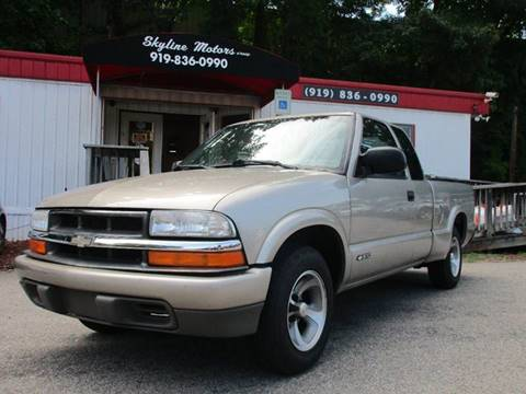 Cheap trucks for sale in raleigh nc for Skyline motors raleigh nc