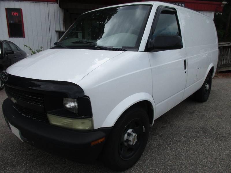 2004 Chevrolet Astro Cargo Base 3dr Extended Cargo Mini Van - Raleigh NC