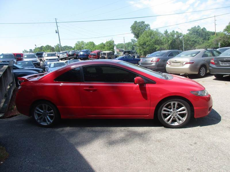 2008 Honda Civic Si 2dr Coupe - Raleigh NC