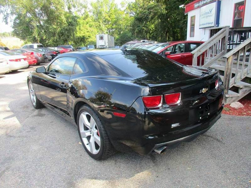 2011 Chevrolet Camaro SS 2dr Coupe w/1SS - Raleigh NC