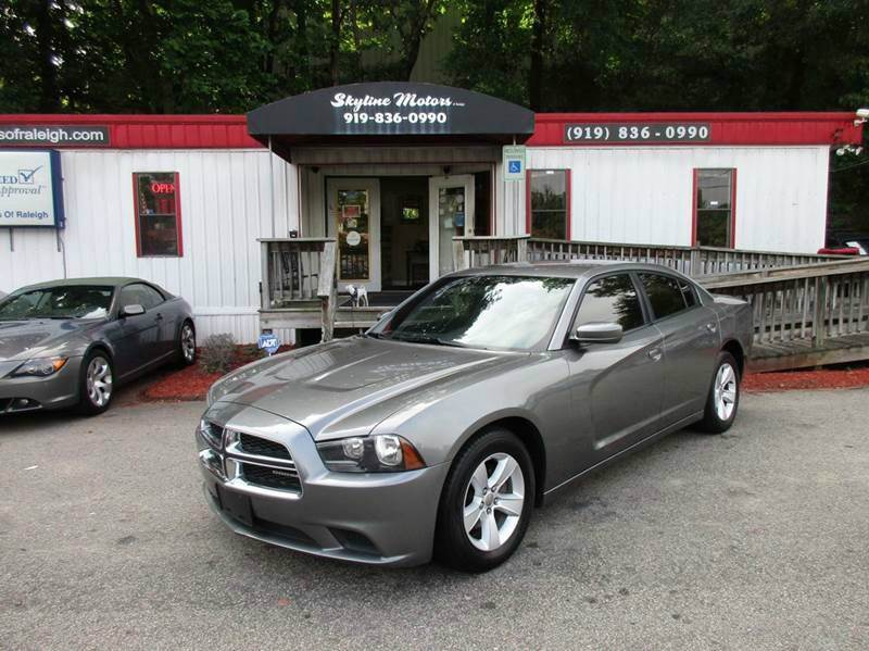 2012 Dodge Charger SE 4dr Sedan - Raleigh NC