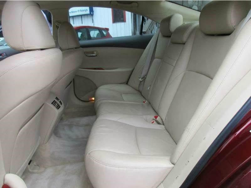 2007 Lexus ES 350 4dr Sedan - Raleigh NC