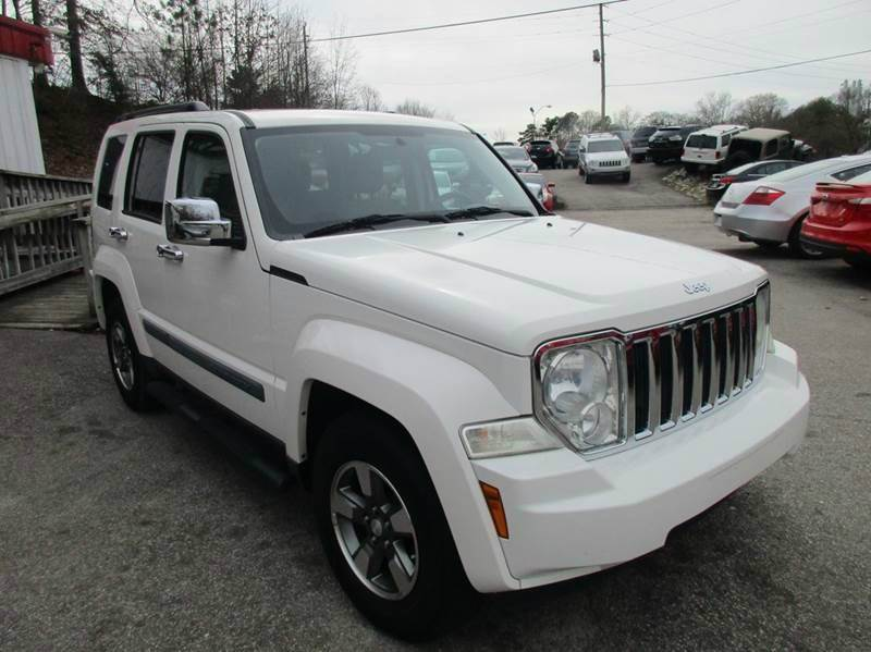 2008 Jeep Liberty 4x2 Sport 4dr SUV - Raleigh NC