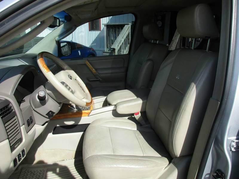 2005 Infiniti QX56 4WD 4dr SUV - Raleigh NC