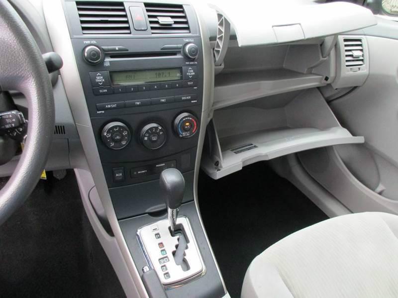 2010 Toyota Corolla LE 4dr Sedan 4A - Raleigh NC