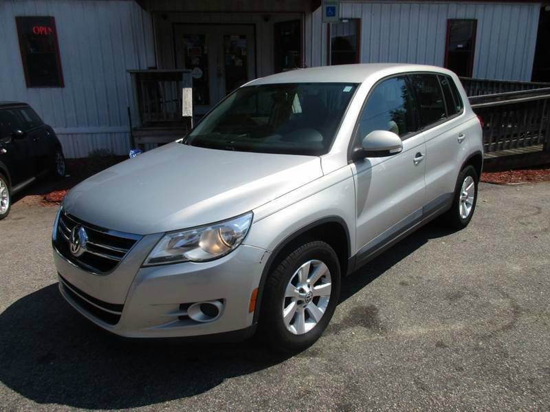 2009 Volkswagen Tiguan SEL 4dr SUV - Raleigh NC