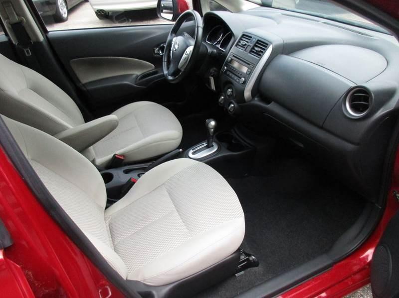 2014 Nissan Versa Note SV 4dr Hatchback - Raleigh NC