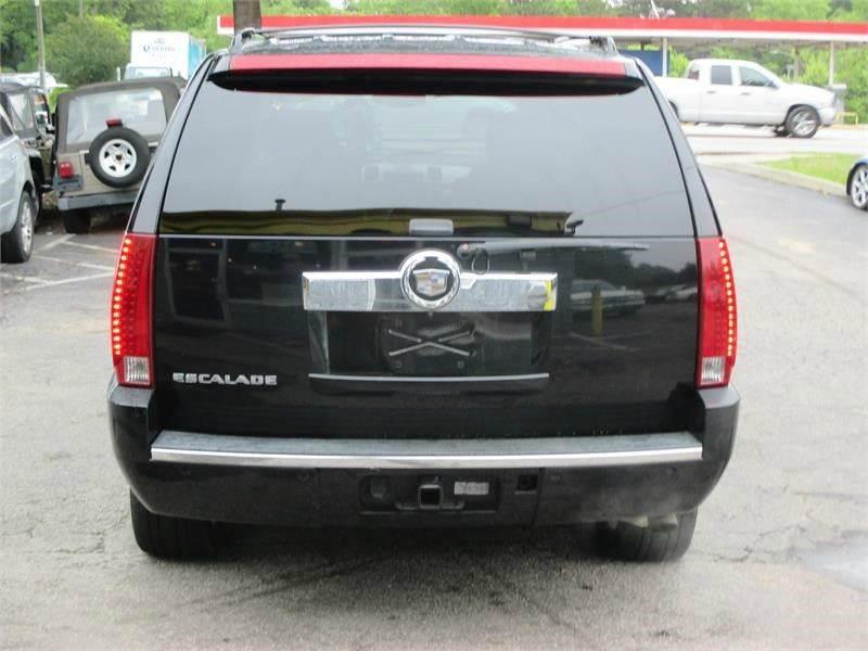 2007 Cadillac Escalade AWD 4dr SUV - Raleigh NC