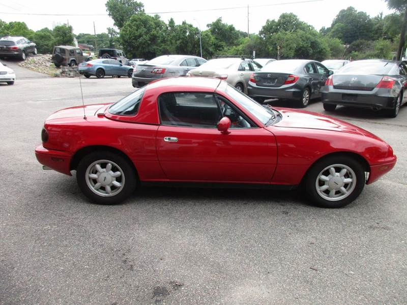 1991 Mazda MX-5 Miata Base 2dr Convertible - Raleigh NC