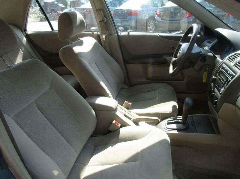 2001 Mazda Protege DX 4dr Sedan - Raleigh NC