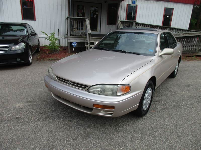 1996 Toyota Camry XLE 4dr Sedan - Raleigh NC