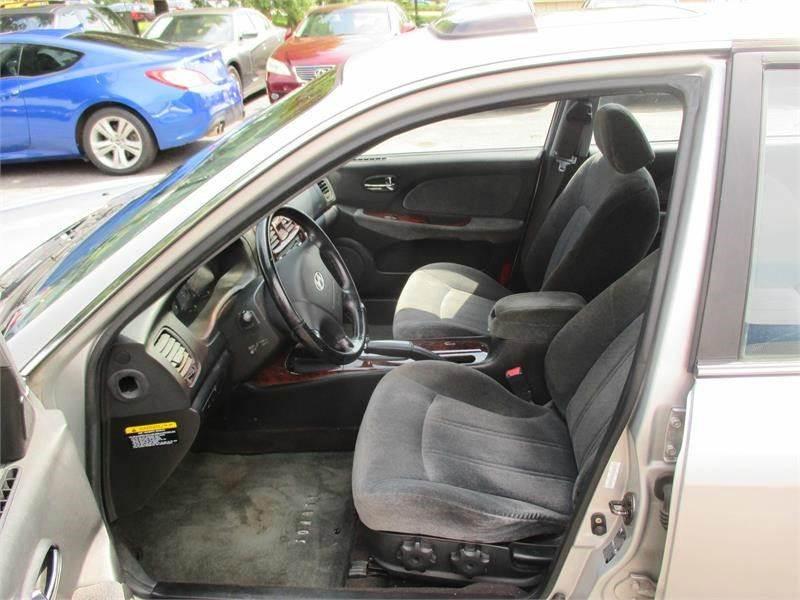 2003 Hyundai Sonata GLS 4dr Sedan - Raleigh NC
