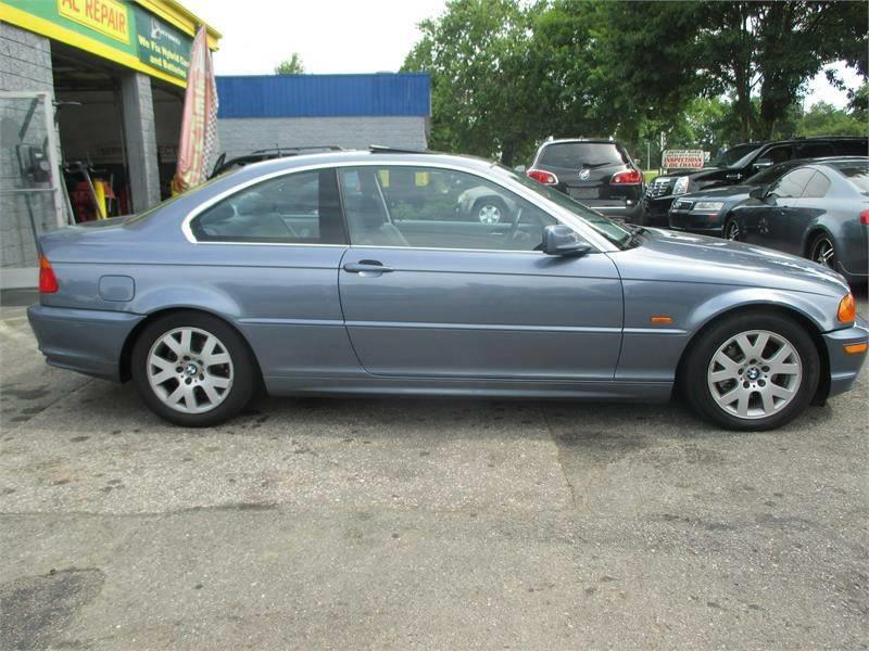 2000 BMW 3 Series 323Ci 2dr Coupe - Raleigh NC