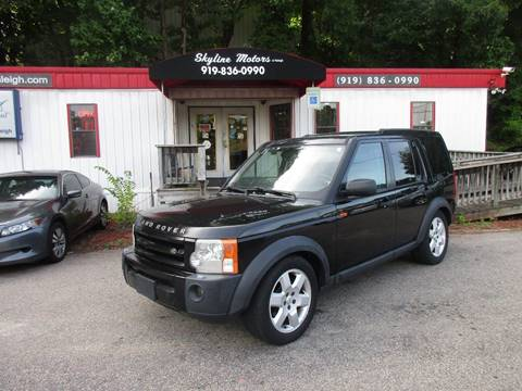 2005 Land Rover LR3 for sale in Raleigh, NC