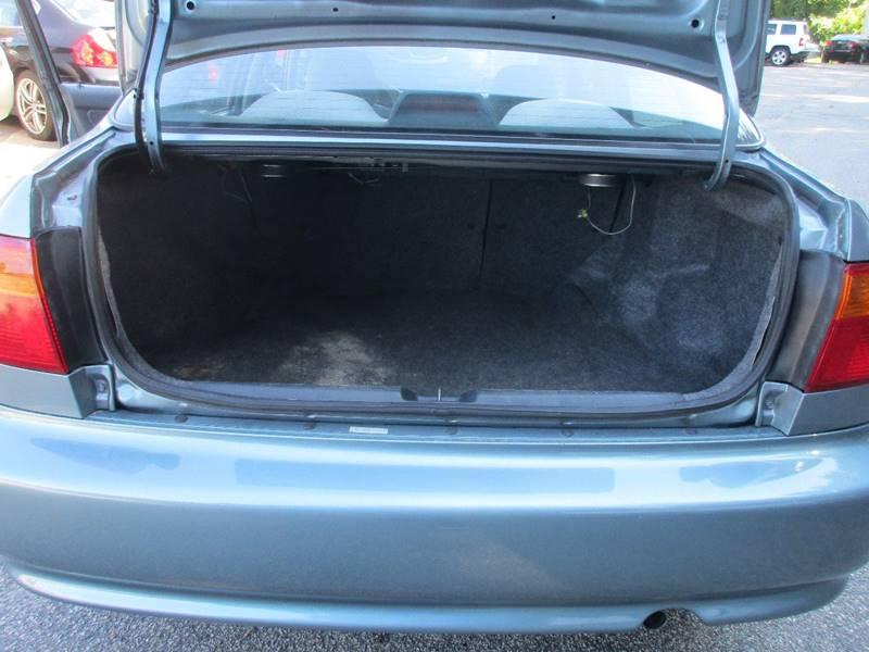 1999 Honda Civic LX 4dr Sedan - Raleigh NC