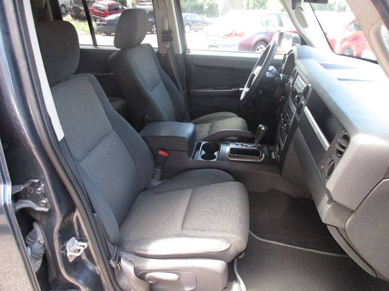 2008 Jeep Commander 4x4 Sport 4dr SUV - Raleigh NC