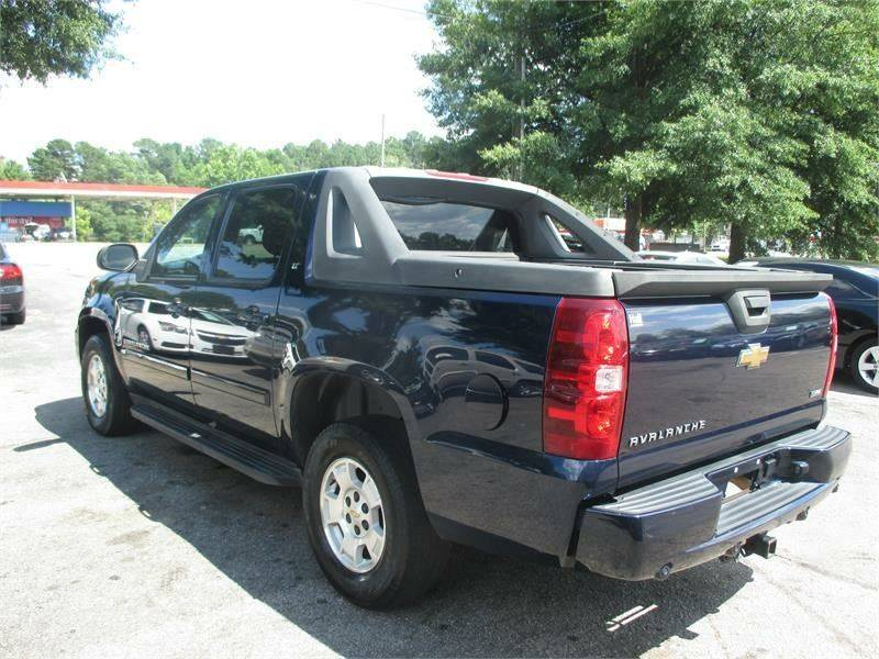 2007 Chevrolet Avalanche LTZ 1500 4dr Crew Cab SB - Raleigh NC