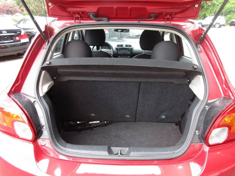 2015 Mitsubishi Mirage DE 4dr Hatchback CVT - Raleigh NC