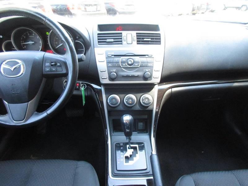 2012 Mazda MAZDA6 i Touring 4dr Sedan - Raleigh NC