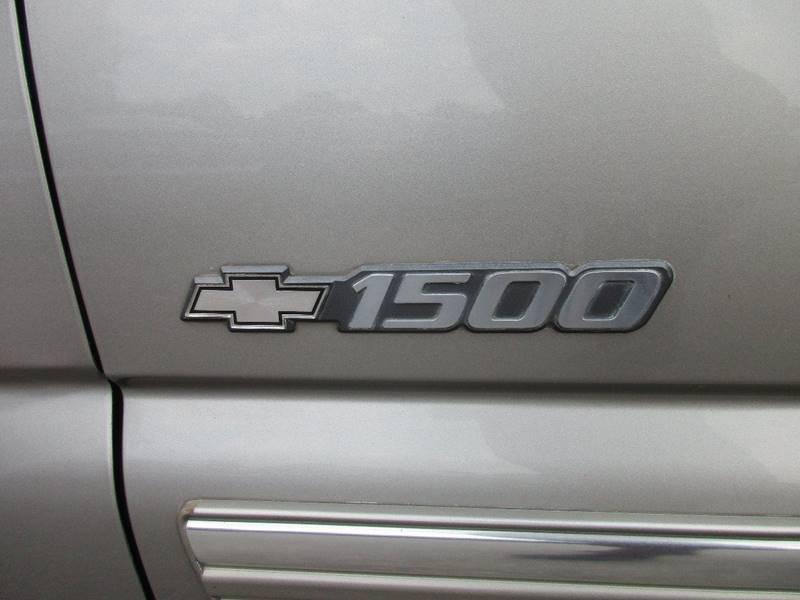 1999 Chevrolet Silverado 1500 2dr LS Standard Cab SB - Raleigh NC