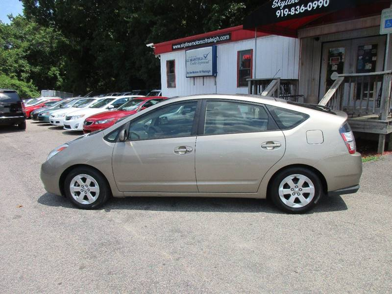 2005 Toyota Prius 4dr Hatchback - Raleigh NC