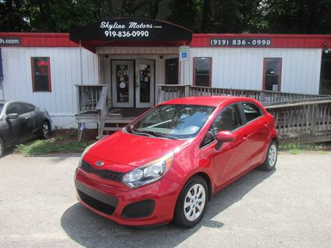2012 Kia Rio5 for sale in Raleigh, NC