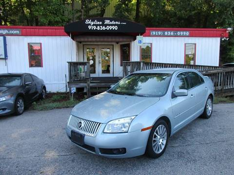 2007 Mercury Milan for sale in Raleigh, NC