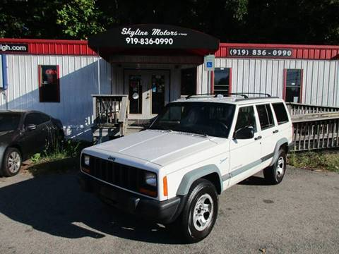 1997 Jeep Cherokee for sale in Raleigh, NC