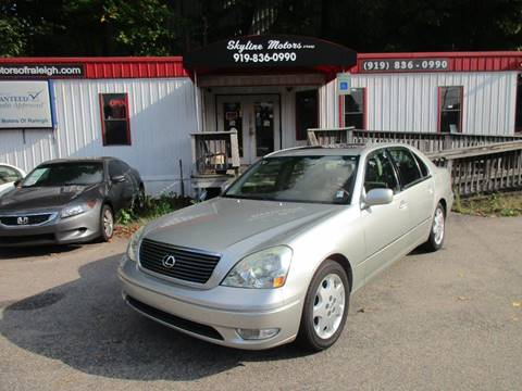 2003 Lexus LS 430 for sale in Raleigh, NC