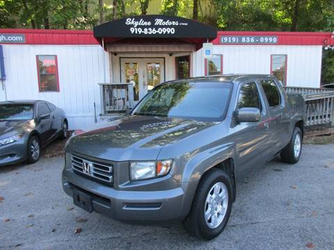 2008 Honda Ridgeline for sale in Raleigh, NC