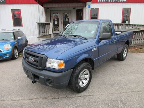 Ford ranger for sale in raleigh nc for Skyline motors raleigh nc