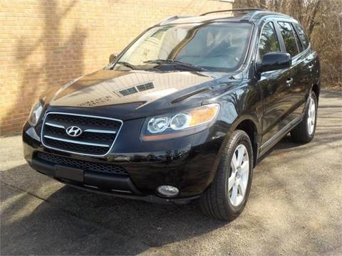 2007 hyundai santa fe for sale in raleigh nc for Skyline motors raleigh nc