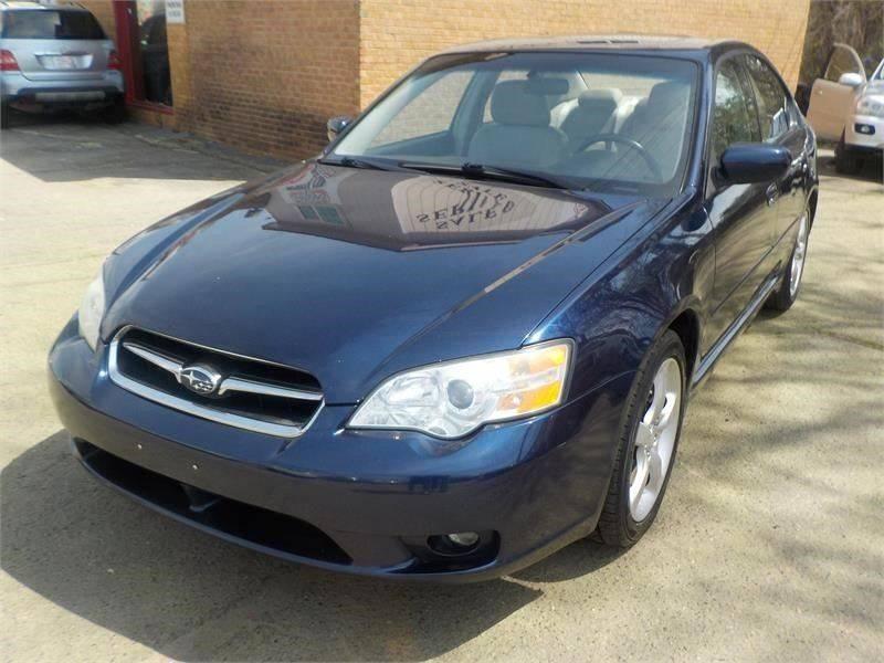 2006 Subaru Legacy Awd 25i Limited 4dr Sedan In Raleigh Nc