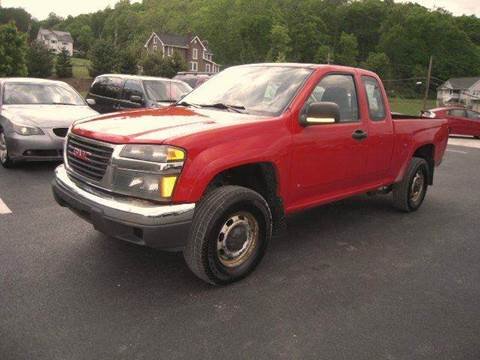 2006 GMC Canyon for sale at 1-2-3 AUTO SALES, LLC in Branchville NJ