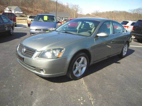2005 Nissan Altima for sale at 1-2-3 AUTO SALES, LLC in Branchville NJ