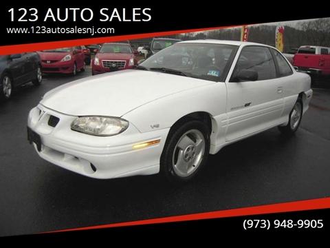 1997 Pontiac Grand Am for sale in Branchville, NJ