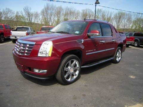 2008 Cadillac Escalade EXT for sale in Branchville, NJ