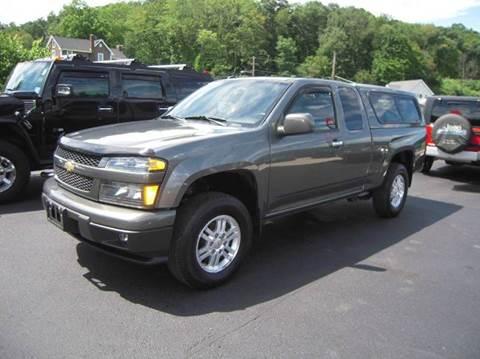2010 Chevrolet Colorado for sale in Branchville, NJ