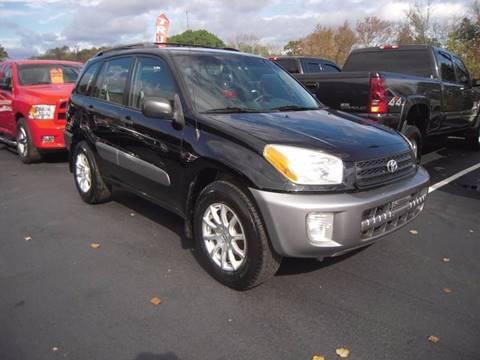 2002 Toyota RAV4 for sale in Branchville, NJ
