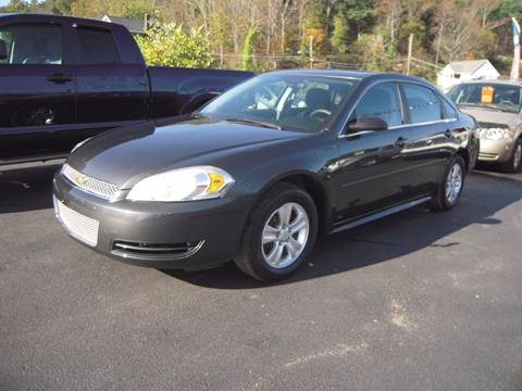 2012 Chevrolet Impala for sale in Branchville, NJ