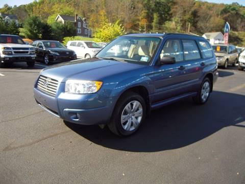 2008 Subaru Forester for sale in Branchville, NJ
