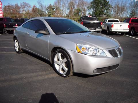 2007 Pontiac G6 for sale at 1-2-3 AUTO SALES, LLC in Branchville NJ