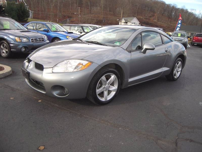 2007 Mitsubishi Eclipse Gs 2dr Hatchback 24l I4 4a In Branchville Rh123autosalesnj: 2007 Mitsubishi Eclipse Hatchback Radio At Elf-jo.com
