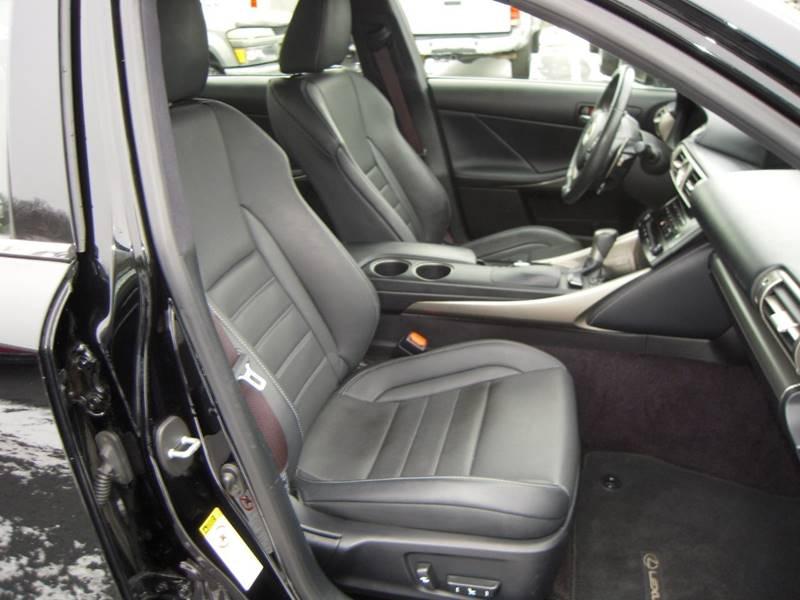 2014 Lexus IS Base AWD 4dr Sedan: 2014 Lexus IS 250 Base AWD 4dr Sedan 2.5L V6 Automatic 6-Speed Black