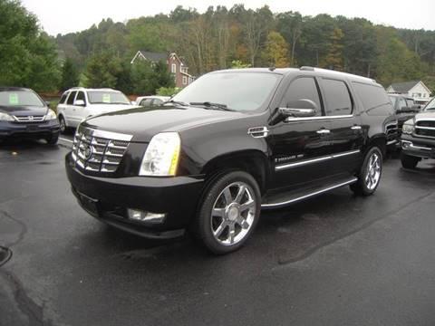 2008 Cadillac Escalade Esv >> 2008 Cadillac Escalade Esv For Sale In Branchville Nj