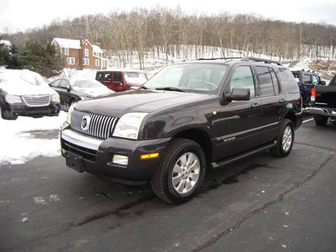 2007 Mercury Mountaineer for sale in Branchville, NJ