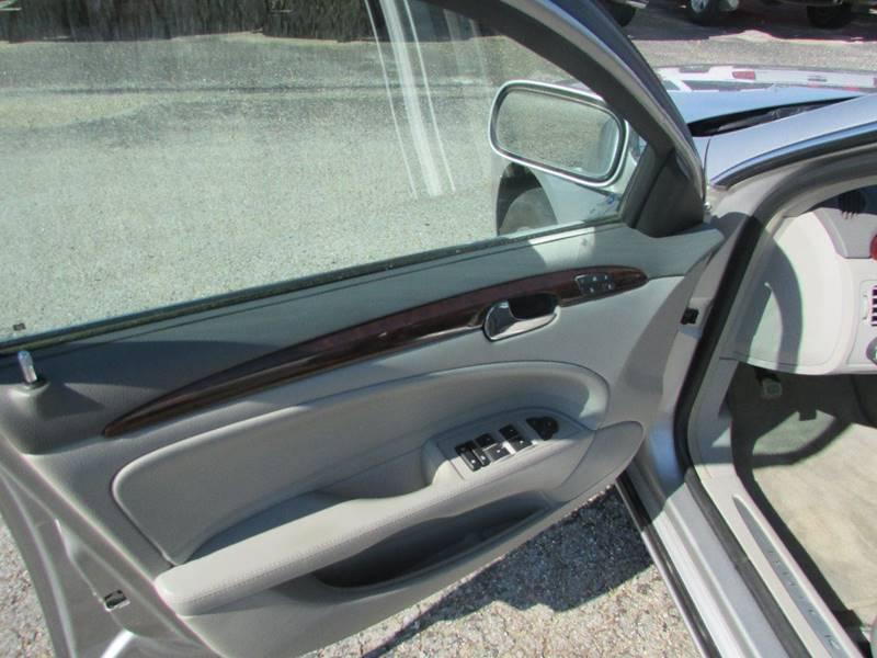 2007 Buick Lucerne CXL V8 4dr Sedan - Salem AR
